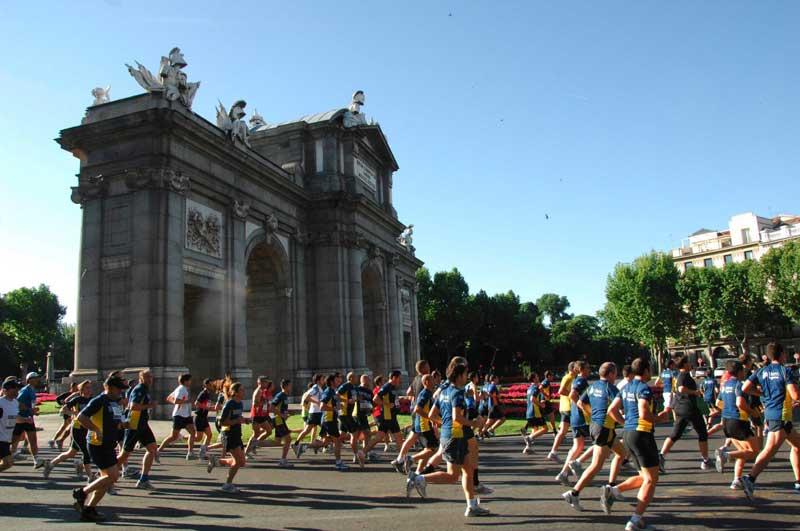 eventos deportivos en madrid